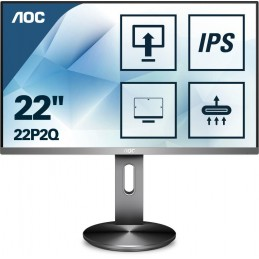 "Monitor AOC 21,5"" 22P2Q VGA..."