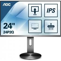 "Monitor AOC 23,8"" 24P2Q VGA..."