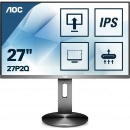 "Monitor AOC 27"" 27P2Q VGA..."